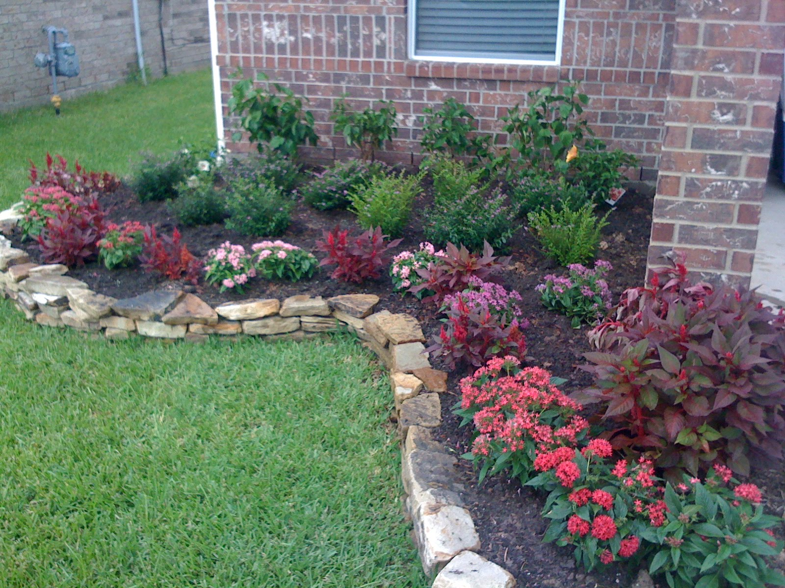 flower beds Flower Beds Toto Construction